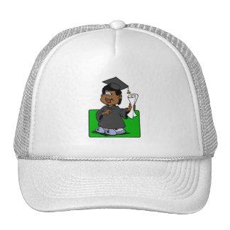 Graduation Lady Mesh Hat