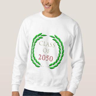 Graduation Laurel Wreath Sweatshirt Template
