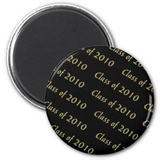 Graduation Magnet - Black