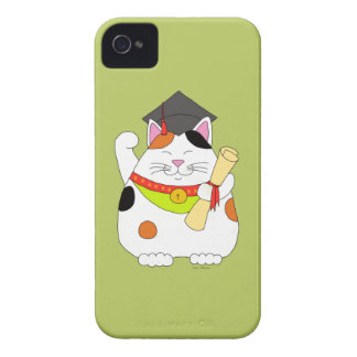 Graduation Maneki Neko Blackberry Bold Cases