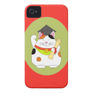 Graduation Maneki Neko Blackberry Bold Covers