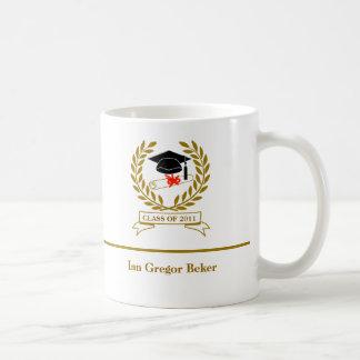 Graduation Memento Coffee Mugs