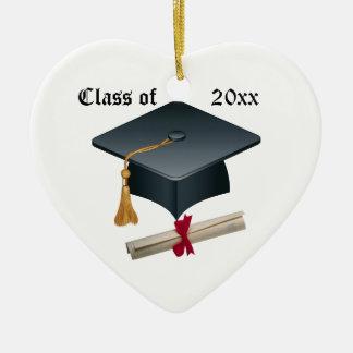 Graduation Mortar & Diploma Ornament