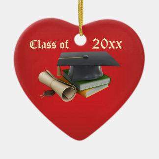 Graduation Mortar Diploma Ornament