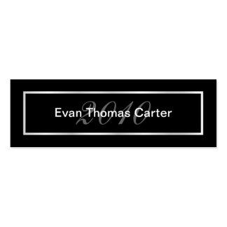 Graduation Name Cards - 2010 Business Card Templates