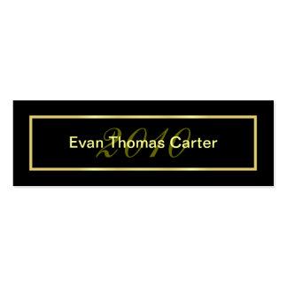 Graduation Name Cards Business Card Template