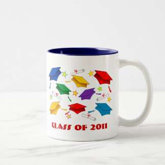Graduation Party Mugs - Class of 2011
