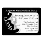 Graduation Party Photo Insert Card Pack Of Chubby Business Cards