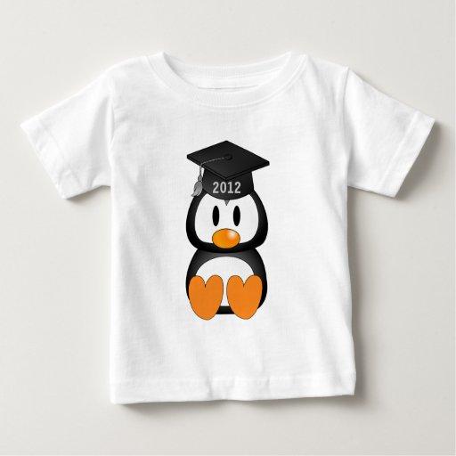 Graduation Penguin T-shirts