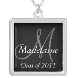 Graduation Personalized Necklaces