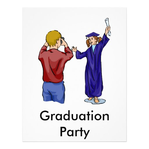 Graduation Photography Flyer Design