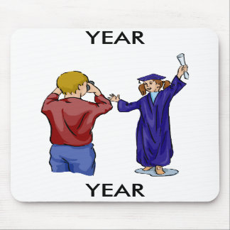 Graduation Photography Mousepad