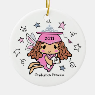 Graduation Princess Ornament