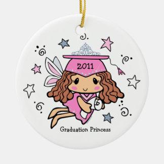 Graduation Princess Ornament