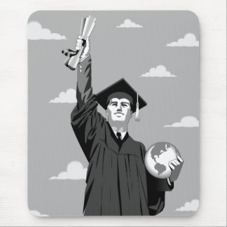 Graduation Products Mouse Pad