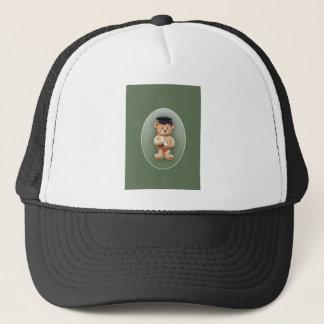 Graduation Teddy Bear Trucker Hat
