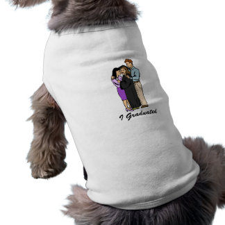 Graduation with Family Dog Clothing