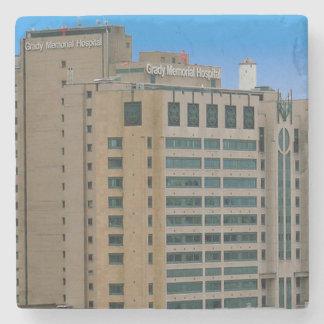 Grady Hospital, Atlanta Marble Coaster