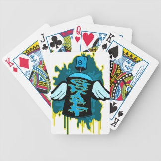 Graff Bicycle Playing Cards