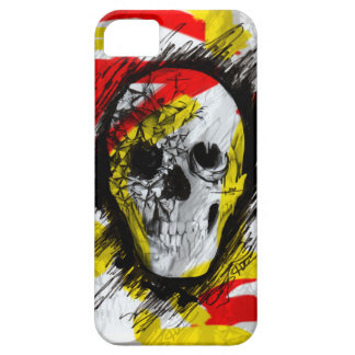 Graff ic Skull iPhone 5 Cover