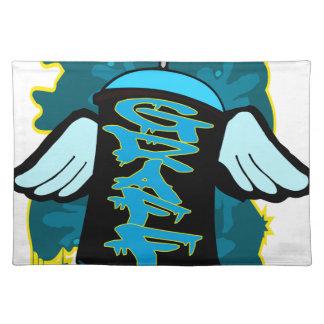 Graff Placemat