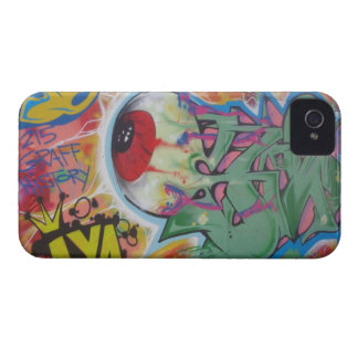 Graffed up Phone iPhone 4 Case-Mate Cases