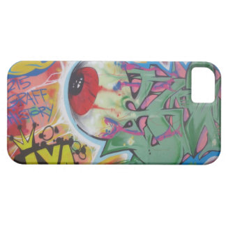 Graffed up Phone iPhone 5 Case