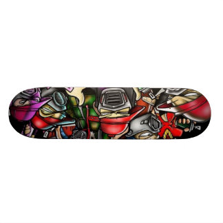 Graffit Pro Streets Skateboard