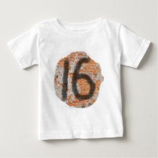 Graffiti 16th Birthday Gifts T-shirts