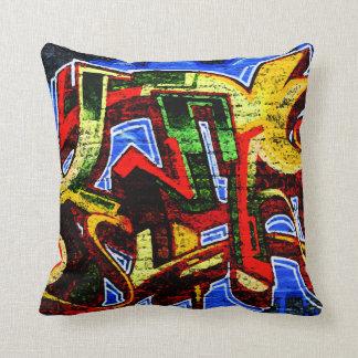 Graffiti 17 cushion