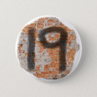 Graffiti 19th Birthday Gifts 6 Cm Round Badge