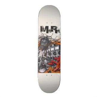 Graffiti 20 Cm Skateboard Deck