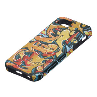 Graffiti #2 iPhone 5 case