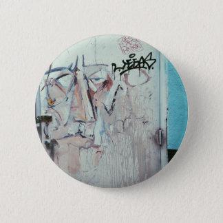 Graffiti 6 Cm Round Badge