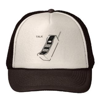 Graffiti 80s Cellphone Hats