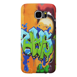 Graffiti Abstract Art Samsung Galaxy S6 Cases