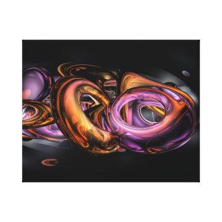Graffiti Abstract Canvas Print