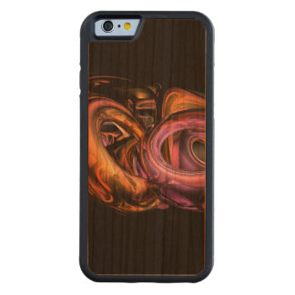 Graffiti Abstract Carved® Cherry iPhone 6 Bumper