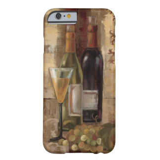 Graffiti and Wine Barely There iPhone 6 Case