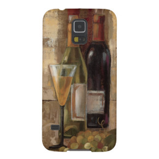 Graffiti and Wine Cases For Galaxy S5