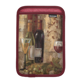 Graffiti and Wine iPad Mini Sleeve