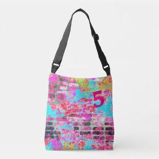 Graffiti Art #5 All-Over-Print Cross Body Bag