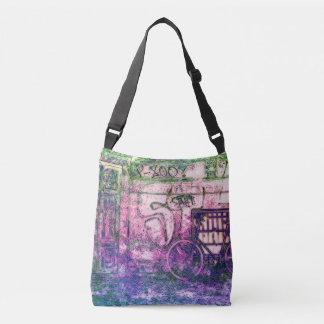 Graffiti Art #6 All-Over-Print Cross Body Bag