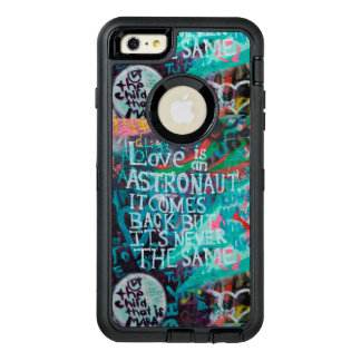 Graffiti Art Love is OtterBox Defender iPhone Case