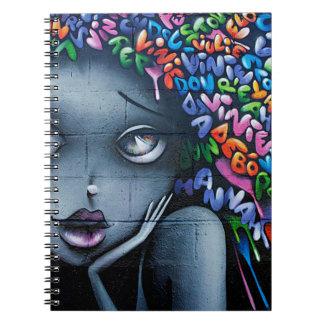 Graffiti Art Notebooks
