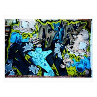 Graffiti Art Postcards