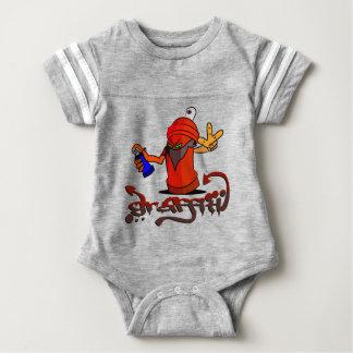 Graffiti Baby Bodysuit
