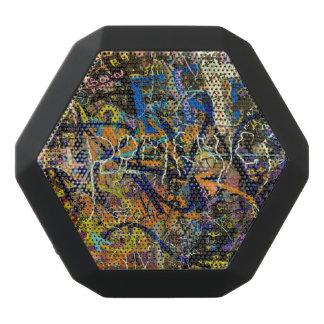 Graffiti Background Black Bluetooth Speaker