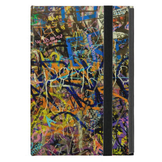 Graffiti Background Cover For iPad Mini