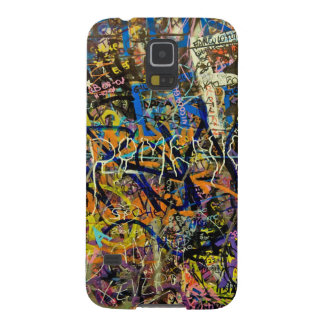 Graffiti Background Galaxy S5 Case